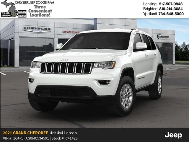 2021 Jeep Grand Cherokee Laredo X 4x4 Lease Offer