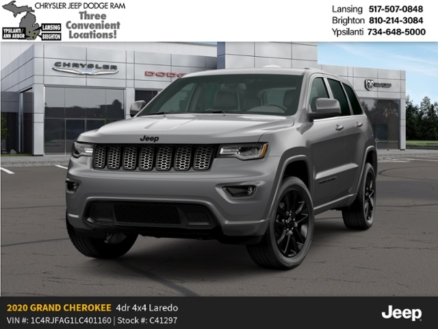 2020 Jeep Grand Cherokee Altitude 4x4 Lease Offer