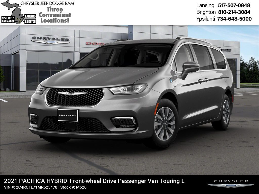 2021 Chrysler Pacifica Hybrid Touring L Lease Offer