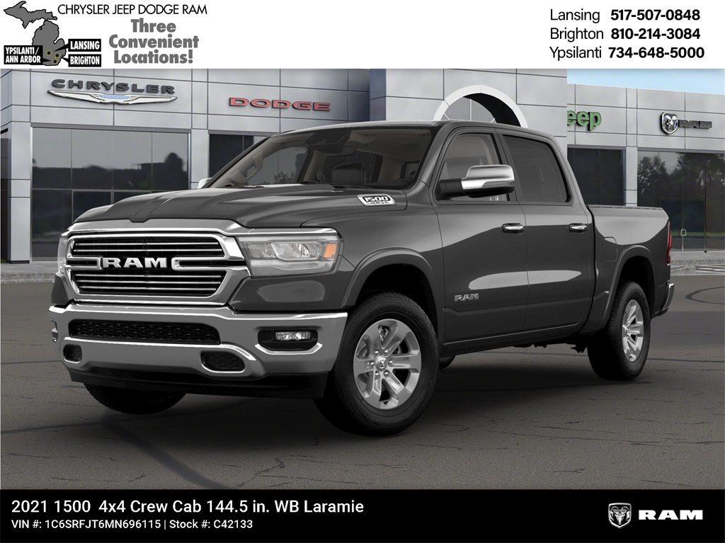 2021 Ram 1500 DT Laramie Crew V8 Lease Offer