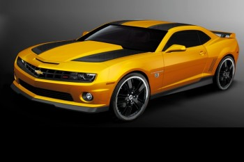2012 Chevrolet Camaro Transformers Edition