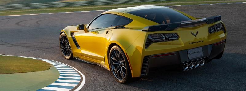 The 2015 Chevrolet Corvette Stingray Z06 is Coming Soon
