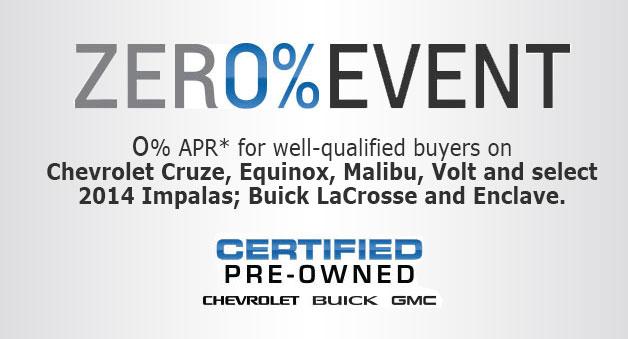 Zero-Percent-Event
