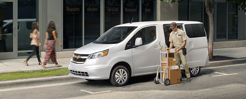 2015 Chevy City Express Fleet