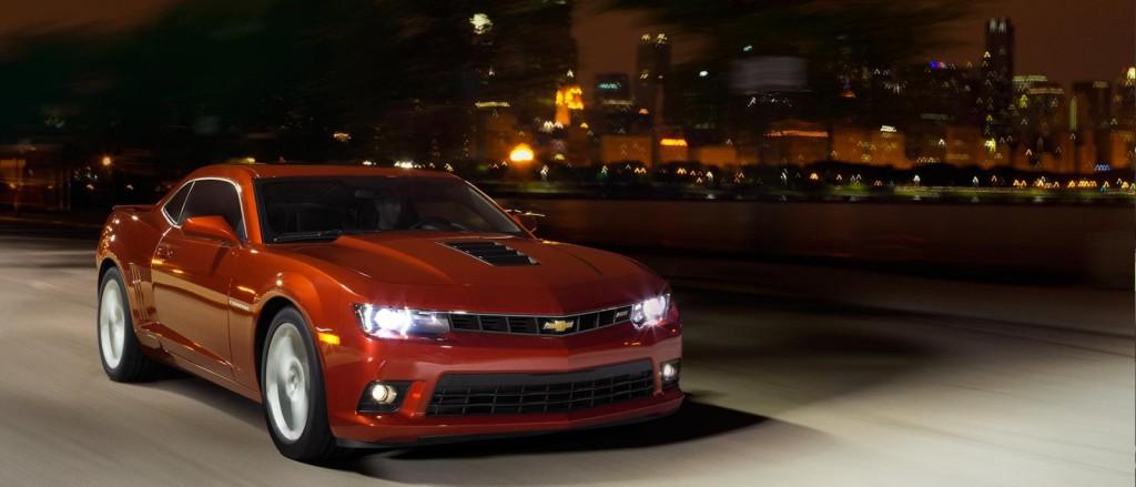 The 2014 Chevrolet Camaro Z28 Wins Motor Trend Best Driver S Car Award