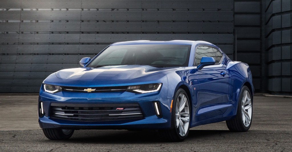 Genuine GM Performance Parts for the 2016 Camaro