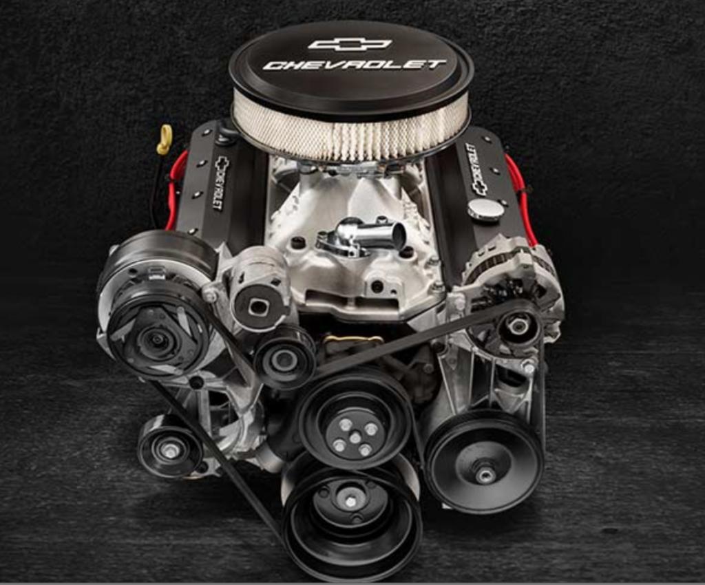 Chevy ZZ6 Turn-Key Small Block Engine