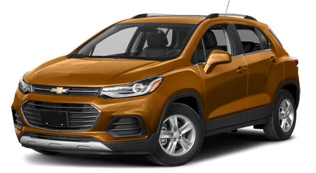 2017 Chevy Trax Orange