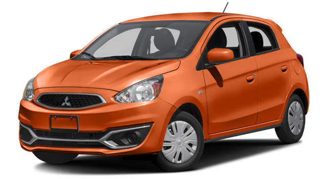 The 2017 Chevrolet Spark vs. The 2017 Mitsubishi Mirage