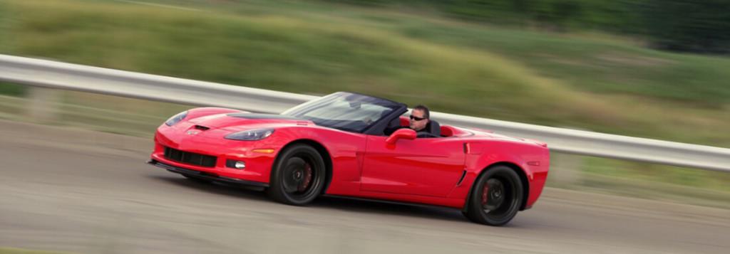 2013 Chevy Corvette Red