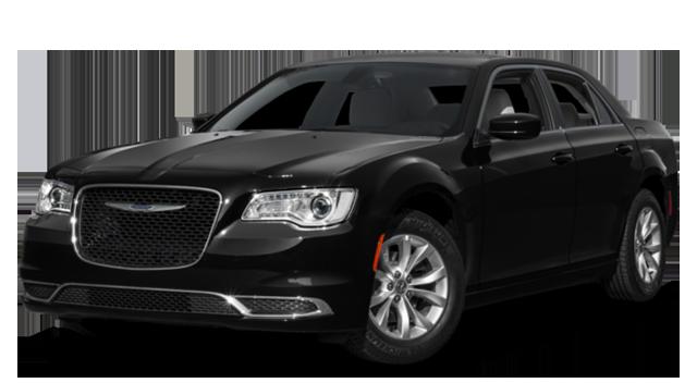 2016 Chrysler 300 Black