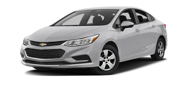 2017 Chevy Cruze Silver