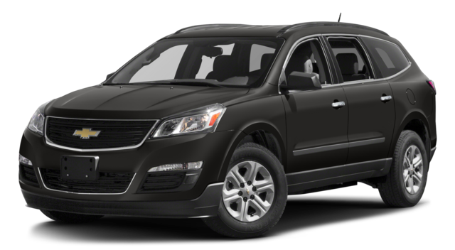 The 2017 Chevrolet Traverse vs The 2017 Ford Explorer