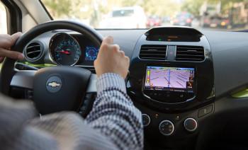 2015 Chevy Spark Navigation