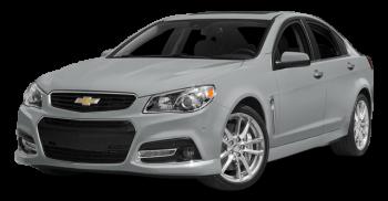 2014 Chevy SS Gray