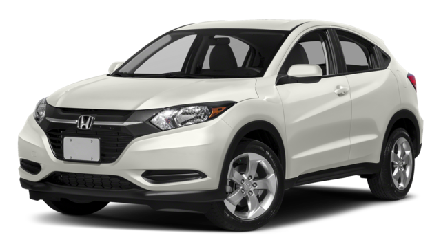2017 Honda HR-V White