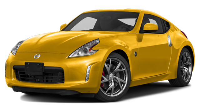 2017 Nissan 370Z Yellow