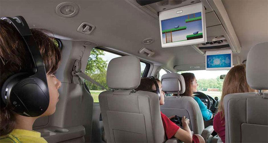 2015 Dodge Grand Caravan Interior