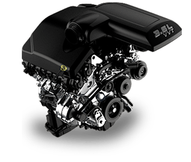 2015 Ram 1500 Engine