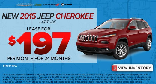 2015 Jeep Cherokee