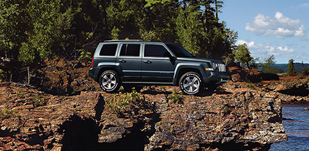 2015 Jeep Patriot Rugged Capability