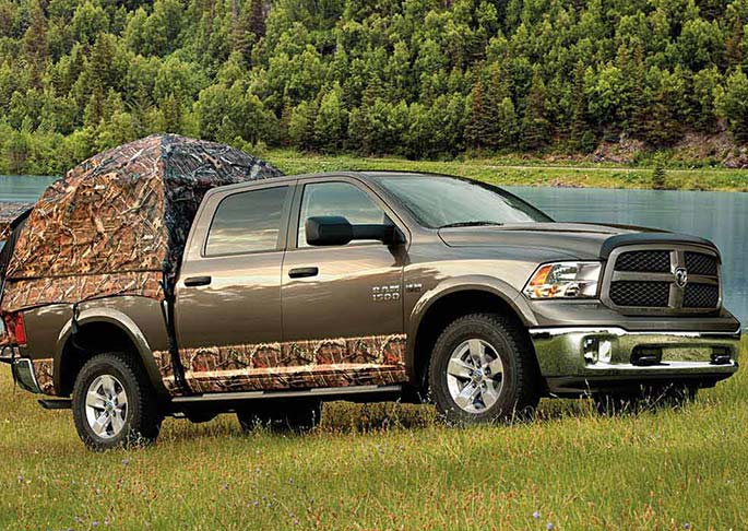 2015 Ram 1500 Hill Start Assist