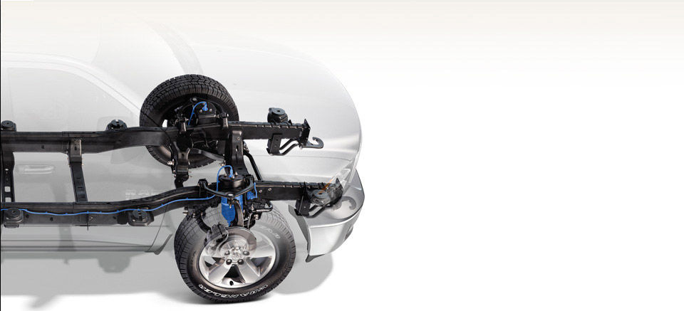 2015 Ram 1500 Suspension