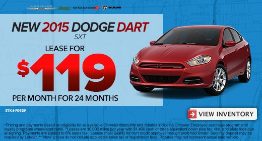 dart charger dodge lease sxt