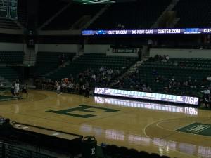 EMU Basketball