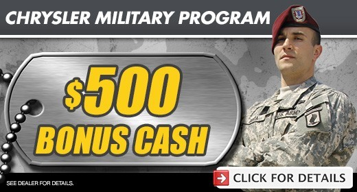 Chrysler Military Program