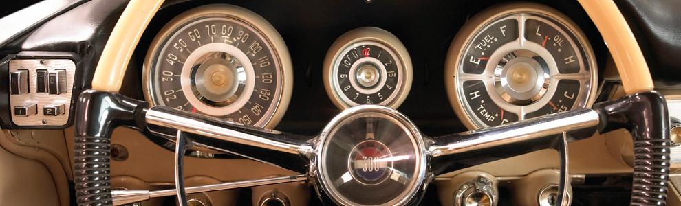 steering wheel chrysler 300