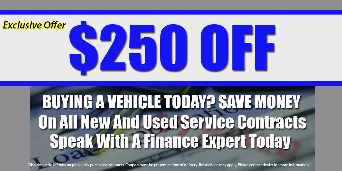 Chrysler service discount coupons