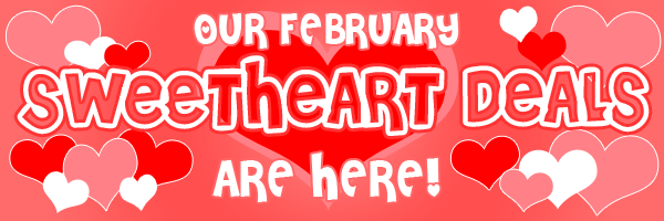 SweetHeart Buick/GMC Deals for February!