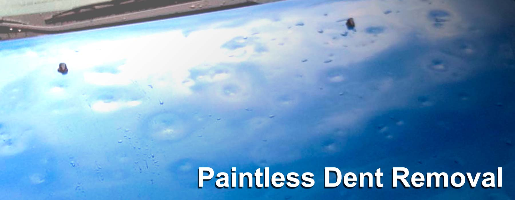 Paintless Dent Removal | Dave Arbogast