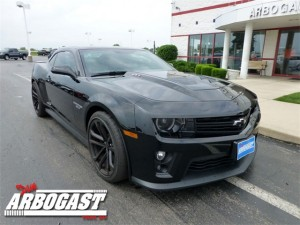 Pre-Owned Vehicle Video of the Week: 2013 Chevrolet Camaro ZL1