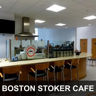 Boston Stoker at Dave Arbogast