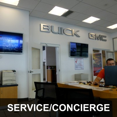Concierge Service at Dave Arbogast