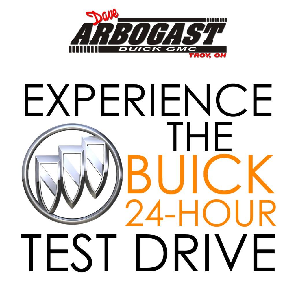 24 hour test drive