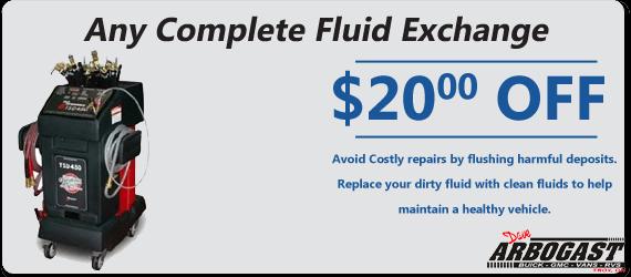 fluid flush service | Dave Arbogast Buick GMC