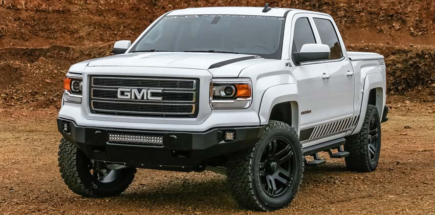 G Lifted Trucks on 2 Inch Body Lift Toyota Pickup