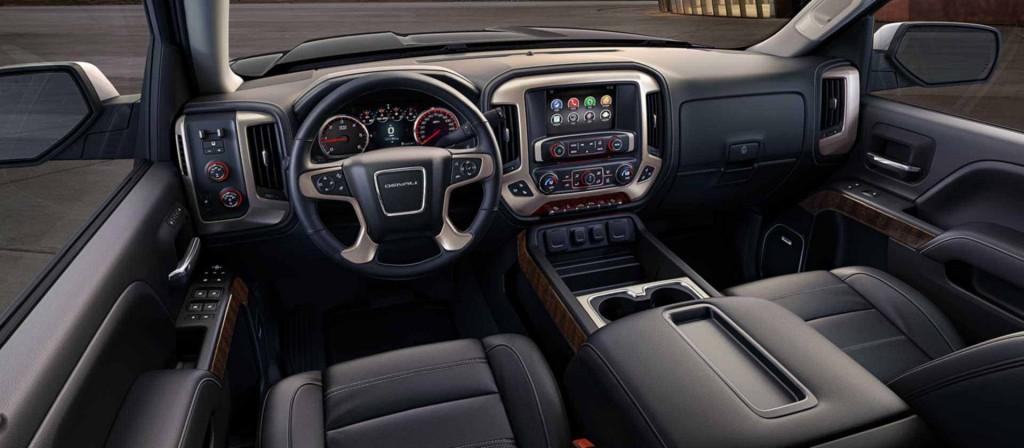 GMC Sierra Denali Named 2016 Truck of the Year   Dave Arbogast