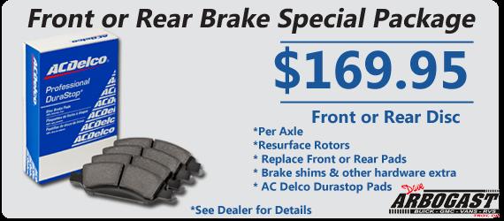 Brakes-Special