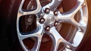 2016 Buick Regal wheel
