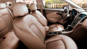 2016 Buick Verano interior seats