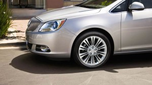 2016 Buick Verano wheels