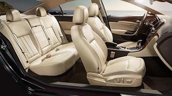 2016 Buick Regal Seats
