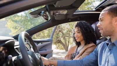 2017 Buick LaCrosse Interior (Custom)