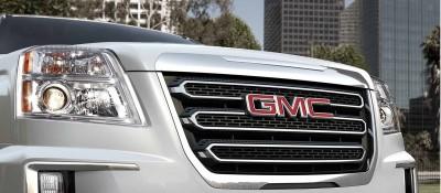 2017 GMC Terrain Safety