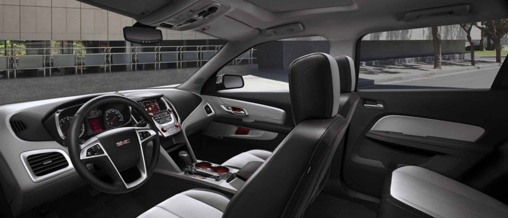2017 GMC Terrain Seats1