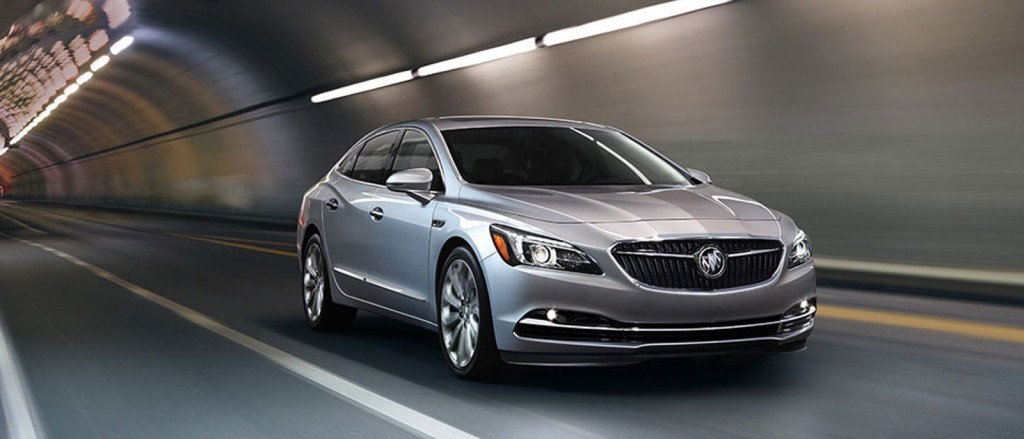 2017 Buick Lacrosse Features Important Safety Technology Dave Arbogast